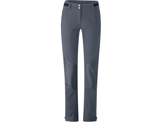 Maier Sports Kerid Mix Pants Women ombre blue